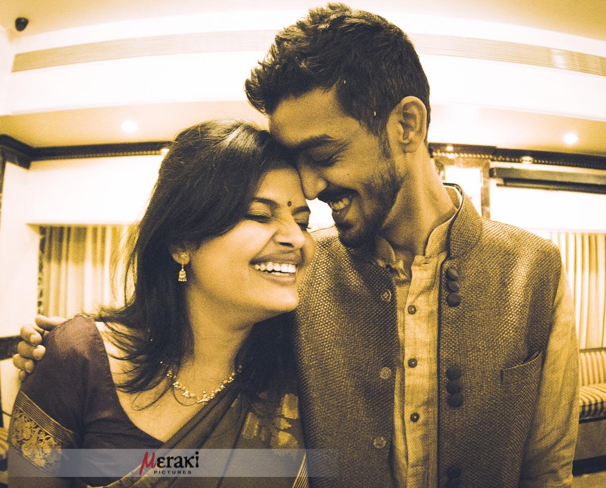 Ajinkya + Maithili