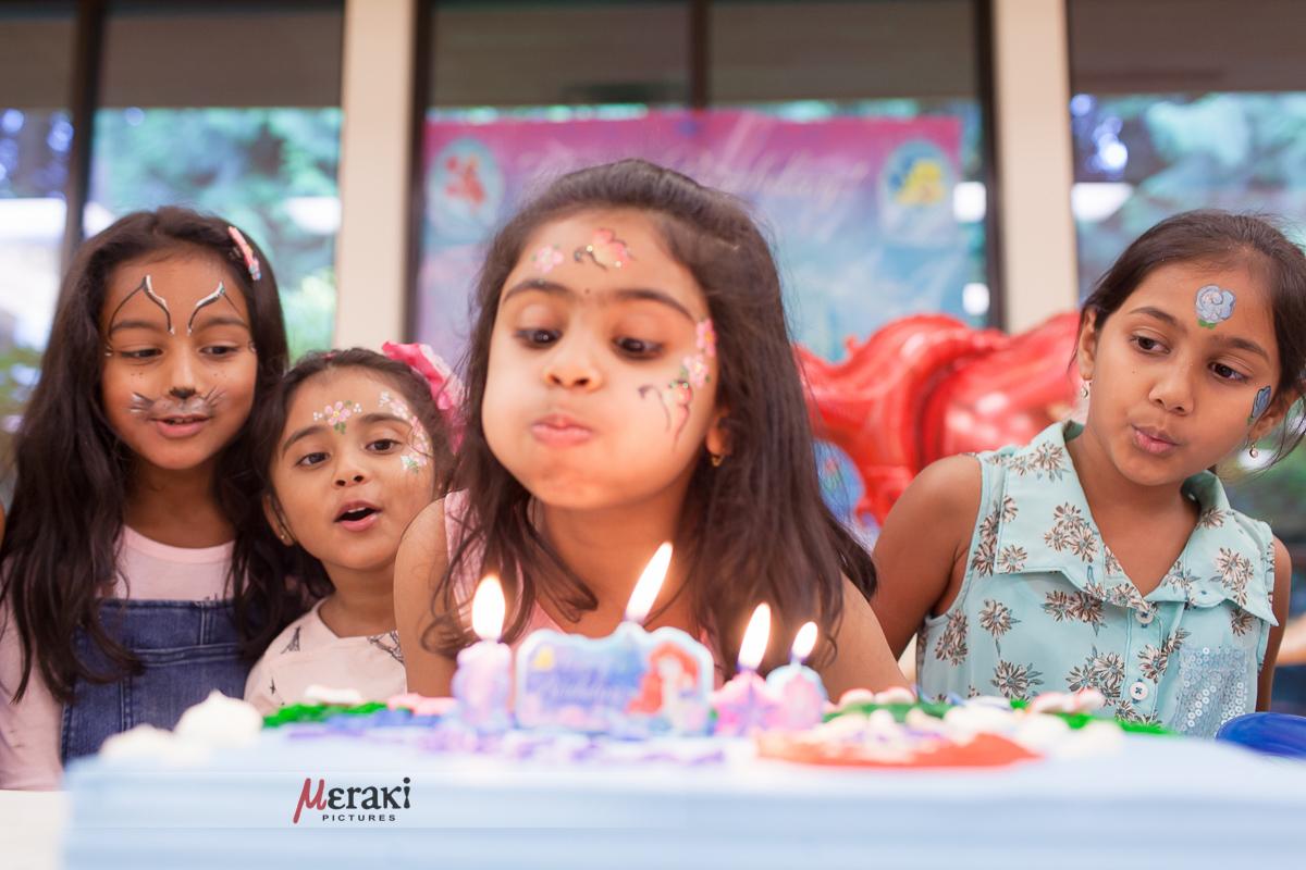 Kanika's Fifth Birthday