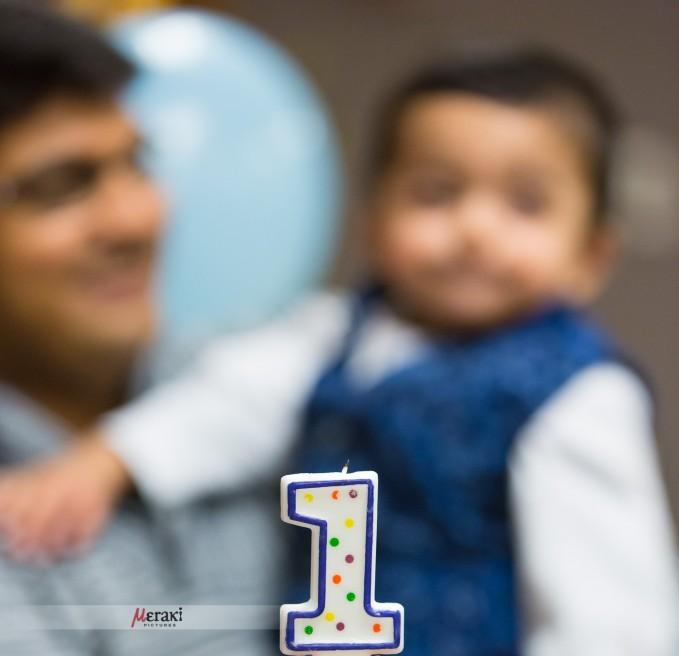 Rishaan's 1st Birthday